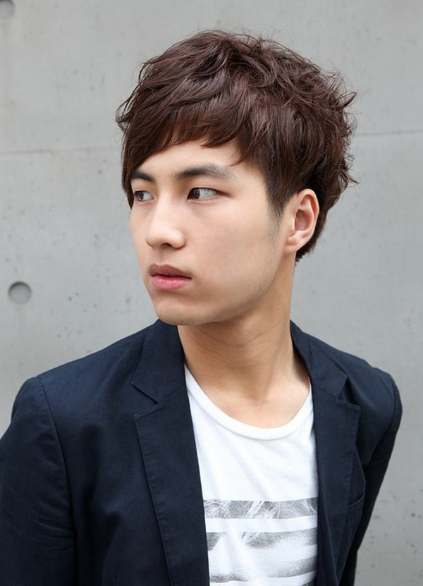 mens asian hairstyle