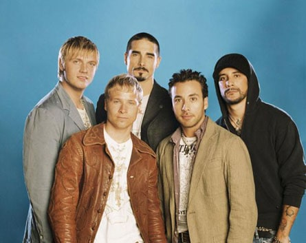 backstreet boys boy band hairstyle