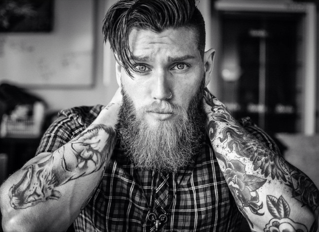 Beard with healthy look and masculinity growing amp grooming guide