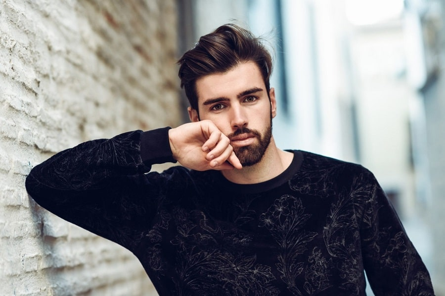 Top 20 Men S Blowout Hairstyles For 2019 Menshaircutstyle