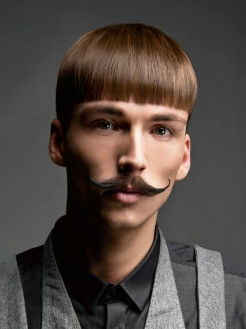 Super Should You Create Mens Bowl Cut Hairstyle To Look Fancy Short Hairstyles Gunalazisus