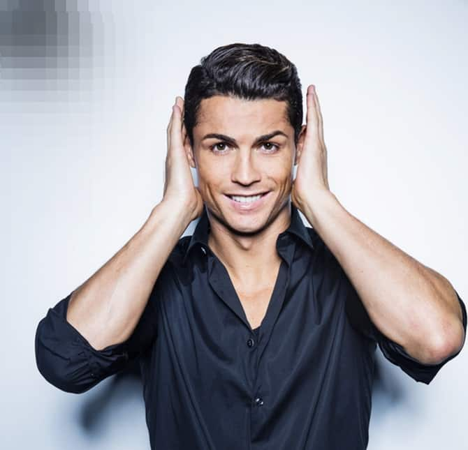 17 Of The Best Christiano Ronaldo Haircuts 2018