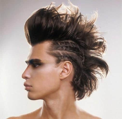 Fabulous 20 Absolutely Crazy Hairstyles To Try In 2016 Page 15 Of 20 Hairstyles For Men Maxibearus