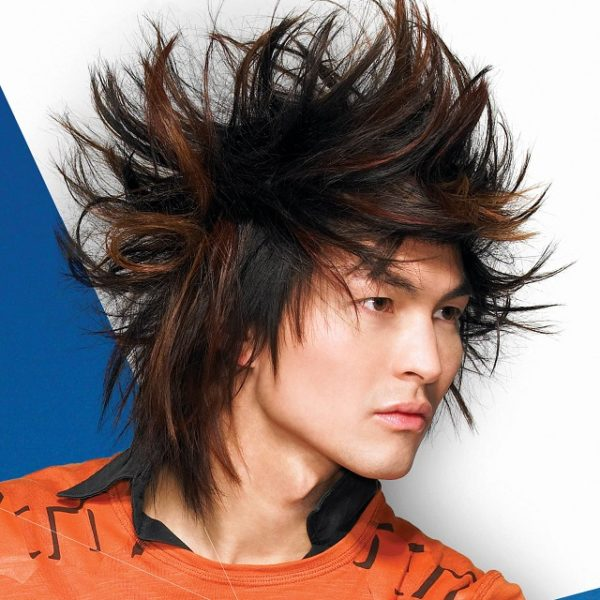 crazy men's hairstyles 2016