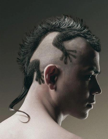 Wondrous 20 Absolutely Crazy Hairstyles To Try In 2016 Hairstyles For Men Maxibearus