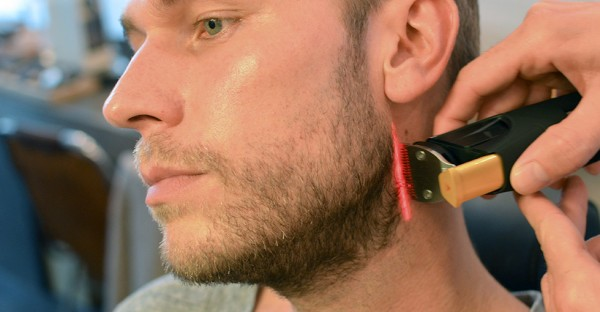 Designing a neck line