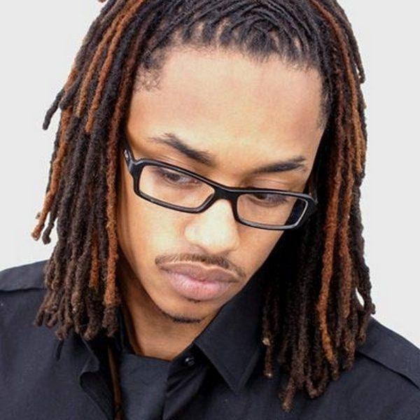 mens dreadlocks hairstyle