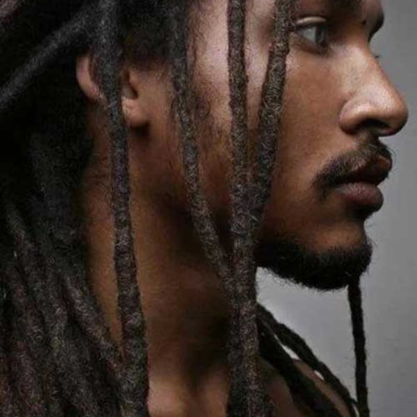 mens dreadlocks hairstyle