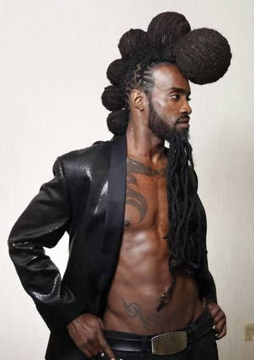 Marvelous Questions To Ask Before Getting Mens Dreadlocks Hairstyle Short Hairstyles For Black Women Fulllsitofus