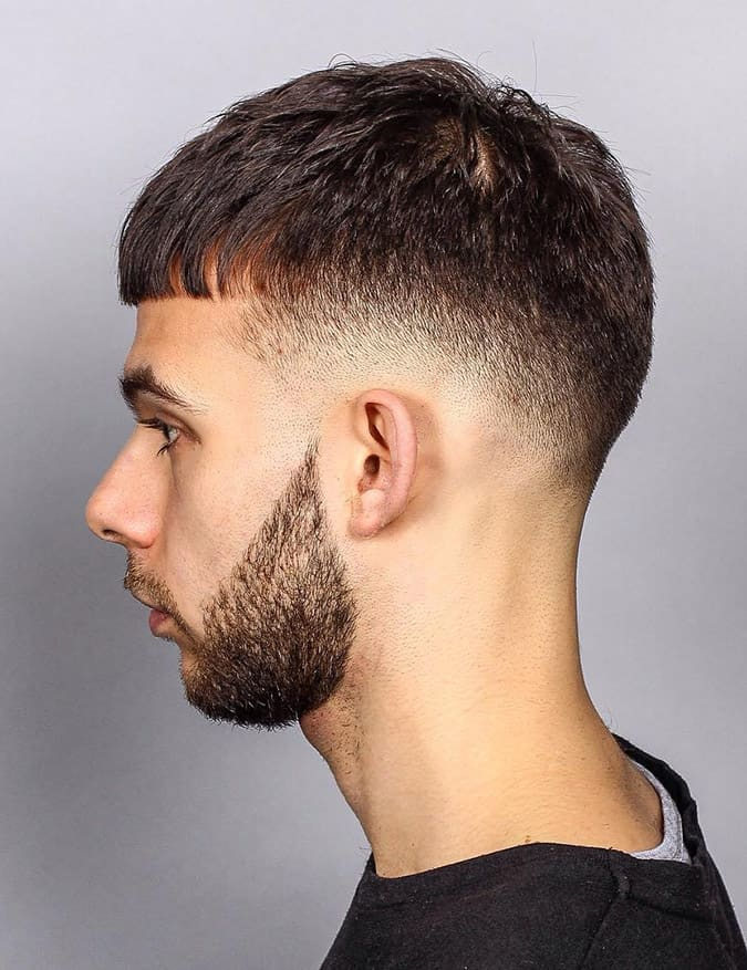 80 Men\'s Short Hairstyles With a Modern Touch | Page 79 of 80