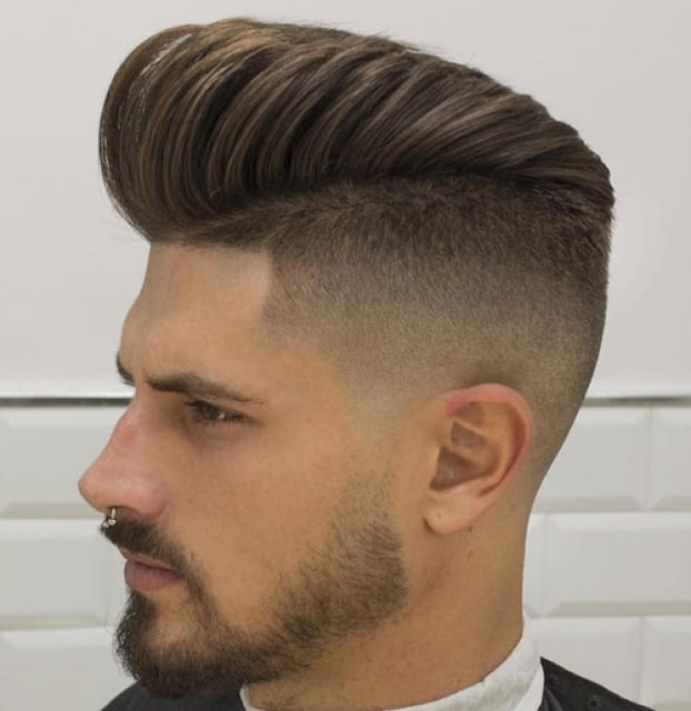Incredible Weird But Effective Ways To Get Trendy Mens Fade Haircut Hairstyles For Men Maxibearus