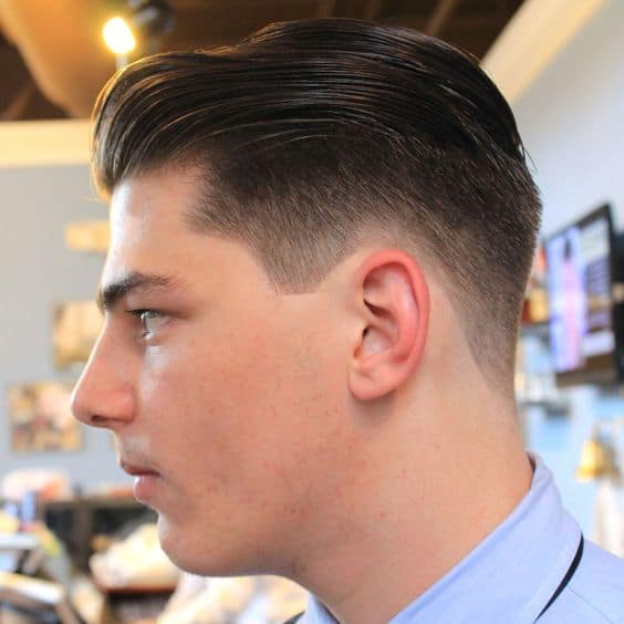 Pleasing Weird But Effective Ways To Get Trendy Mens Fade Haircut Hairstyle Inspiration Daily Dogsangcom
