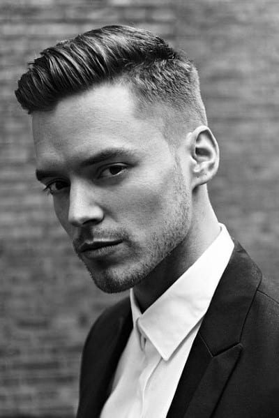 54 Men S Short Hairstyles With A Modern Touch Menshaircutstyle