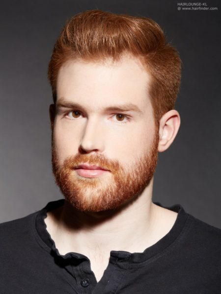 50 Shades Of Red Hair Men You Ve Never Seen Before Menshaircutstyle