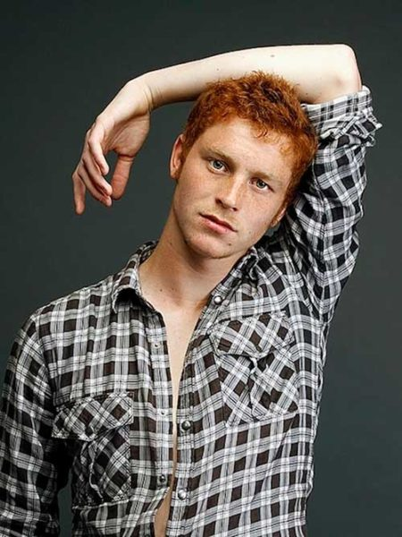 50 Shades Of Red Hair Men You Ve Never Seen Before