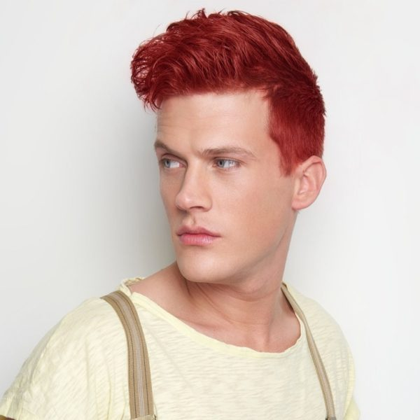 guys with red hair