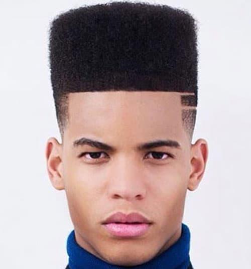 Hi Top fade haircut