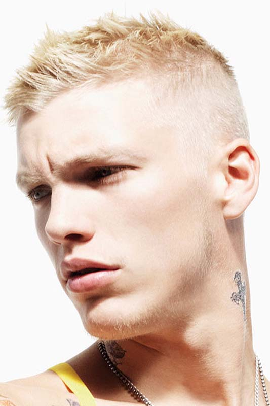 high and tight hairstyle
