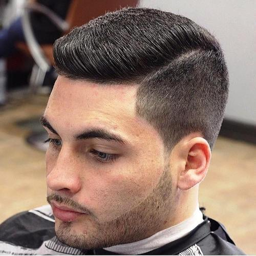 army hairstyle for men