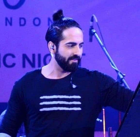 indian man bun for long hair