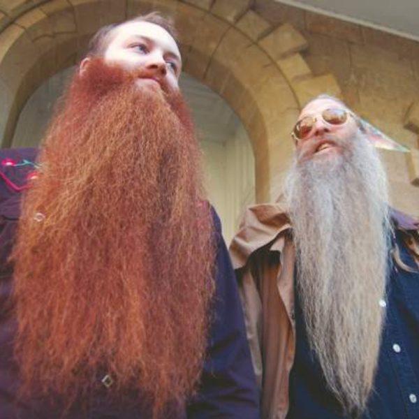 longest beard