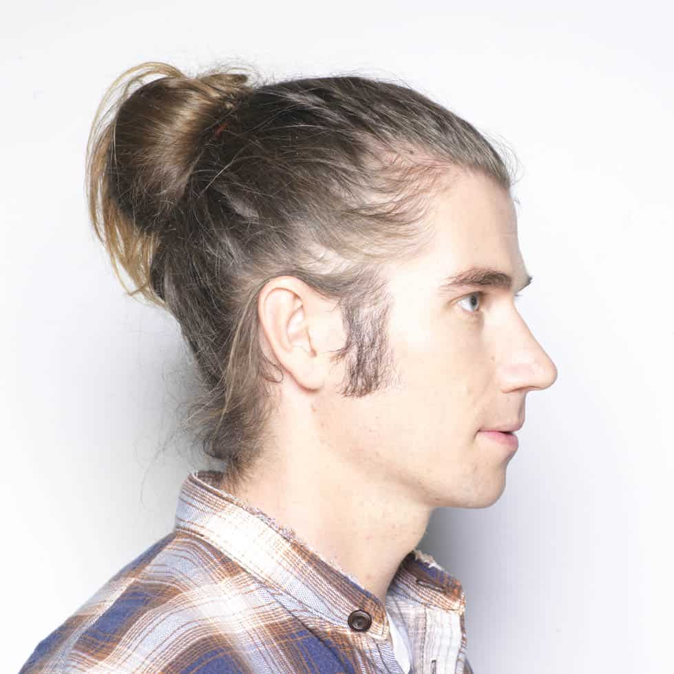Man Bun Hairstyle Guide 75 Sexy Amp Manly Ideas To Stand Out