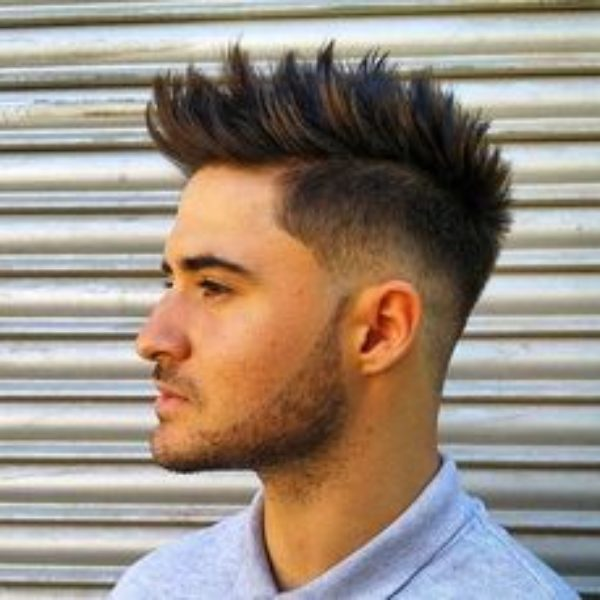Mohawk Haircut: Get Creative With The New Men\'s Hair Trend