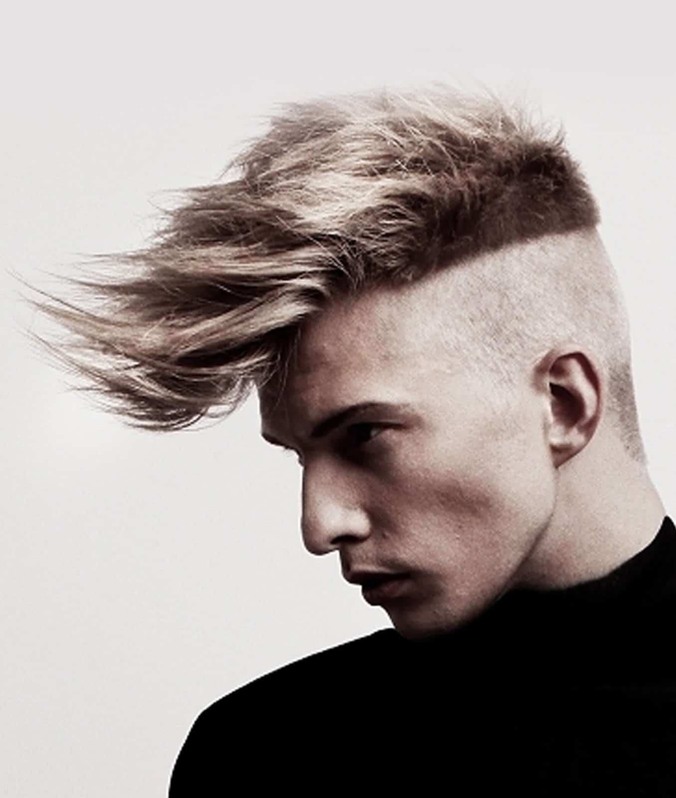 Mohawk Haircut Get Creative With The New Mens Hair Trend