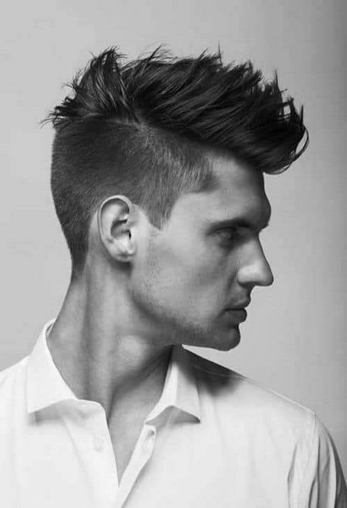 How to do a mohawk haircut