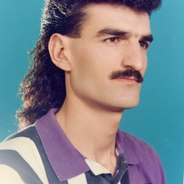 mens mullet haircut