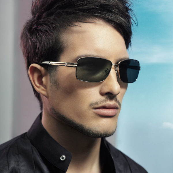 rectangle mens sunglasses