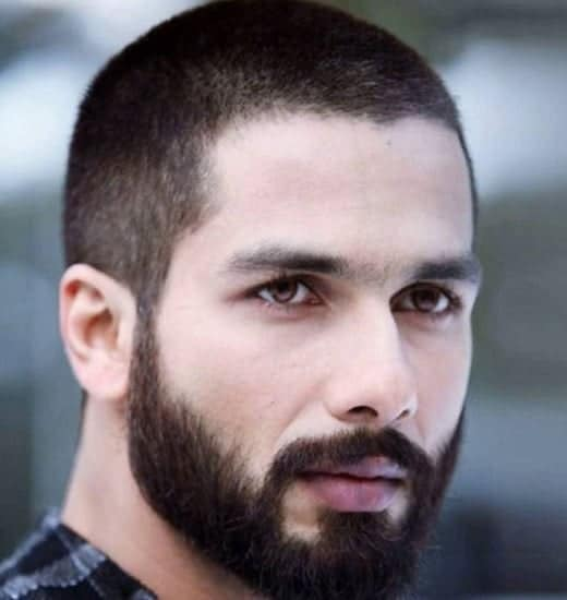 short hairstyles for indian men that are on trends