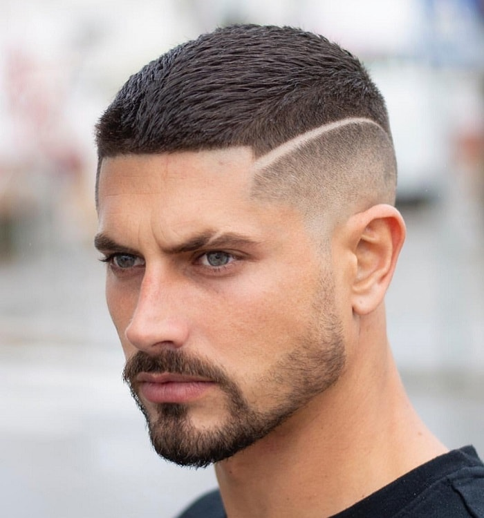7 of The Best Short Straight Haircuts for Men | MensHaircutStyle
