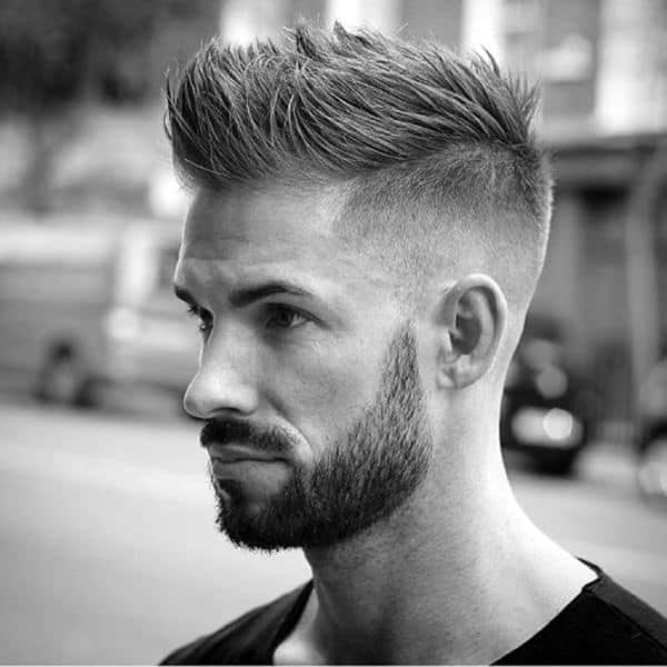 The Coolest Short On Sides Long On Top Haircuts For Men
