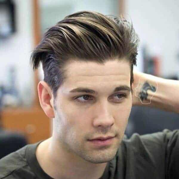 The Coolest Short on Sides & Long on Top Haircuts for Men