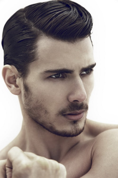 Side Part Men Hairstyleshairstyle
