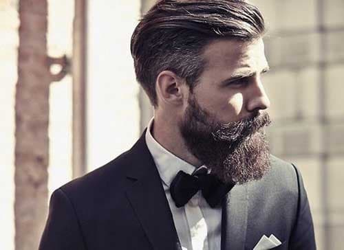Swell How To Look Charismatic With Slick Back Hairtyle Short Hairstyles Gunalazisus