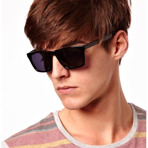 square mens sunglasses