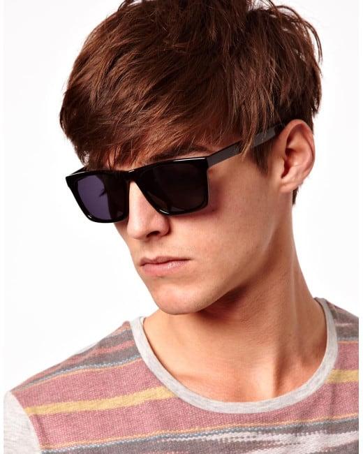 square mens sunglasses