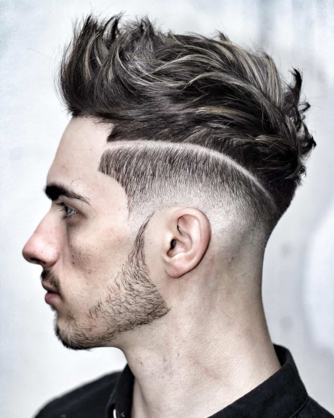Captivating Stylish Haircuts For Men