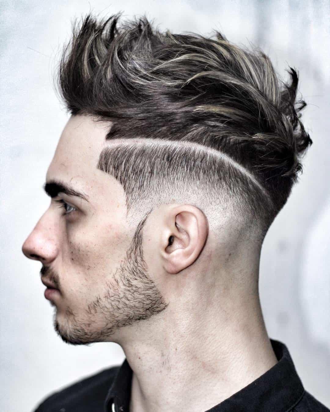stylish haircuts for men |