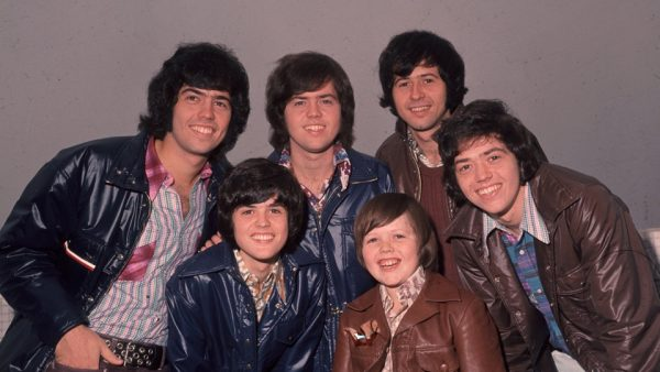 the osmond boy band hairstyle