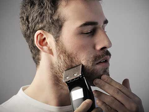 how to trim the beard