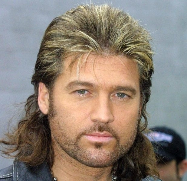 How The Mullet Haircut Became Trendy Again In 2018