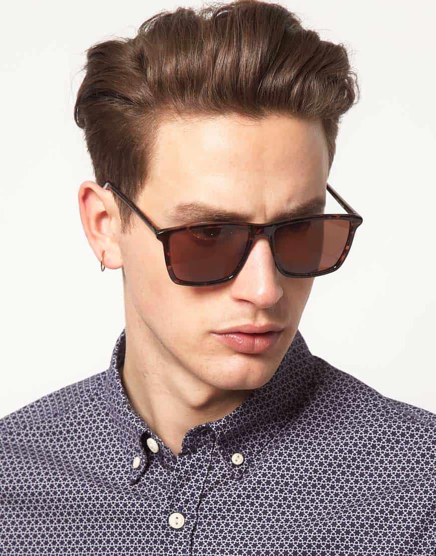wayfarer mens sunglasses