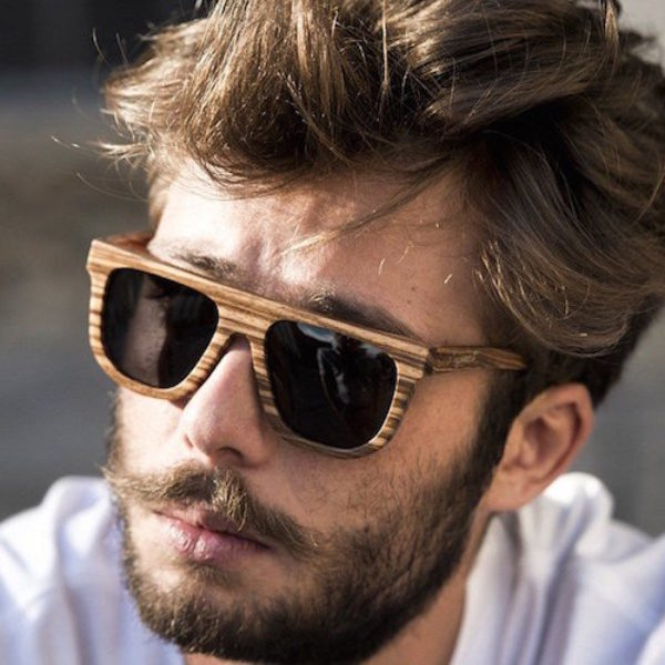wooden mens sunglasses