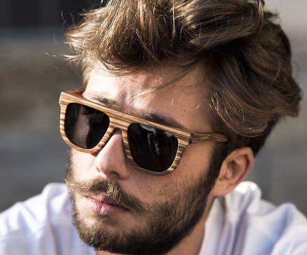 wooden mens sunglasses